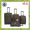 NEW Aluminum Luggage Bag 4-Wheels Trolley Case Factory Luggage Case