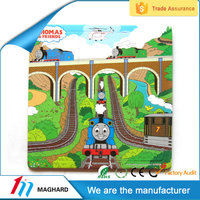 2016 made in China cheap custom Children 3d magnetic jigsaw puzzle