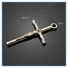 Easter Christian Pendant Jesus Cross Muslim Pattern Pet Charm