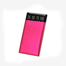 China Cheap 5-10H Grade Li-polymer Battery universal portable power bank of