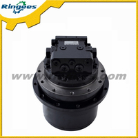 Excavator final drive Travel Motor Swing Motor Applied to Caterpillar E70B Excavator Parts