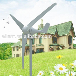 Low price home use farm use small wind turbine generator 48v 96v 3000w also called wind power system 3kw