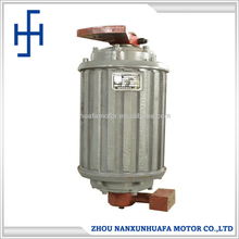 Waterproof electric vibration motor