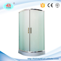 Low Cost Aluminium Alloy Touch Screen Glass Shower Enclosure