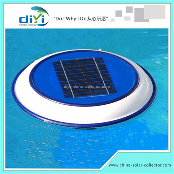 solar swimming pool ionizer reduce 85%-95% chlorine