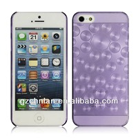 Bubble CD grain soft case ultra thin case for iphone 5