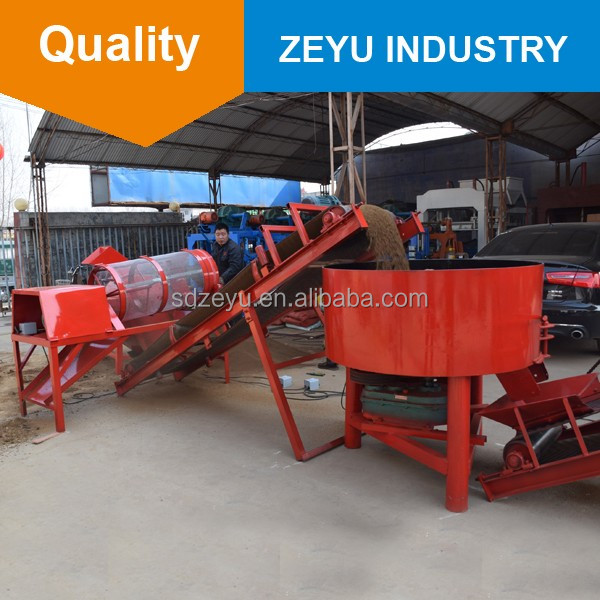 2-10 full automatic hydraulic clay brick making machine /red soil eco brava earth compressed muold /earth