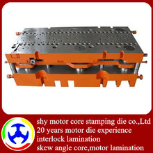 cnc spare parts auto parts, lamination core stamping die