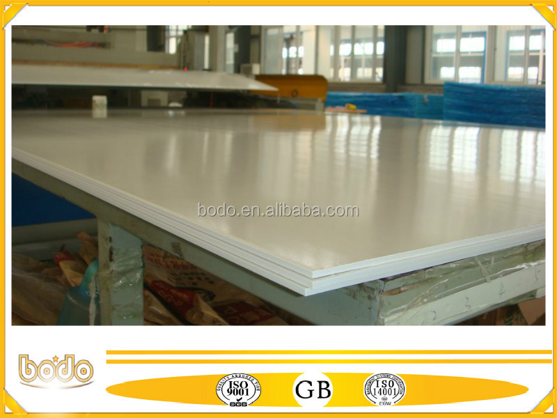 Matt surface 3mm PVC foam board for sign or printing