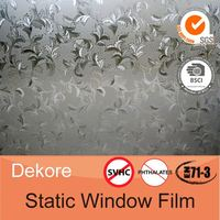 3M hot sale removable static frosted window film