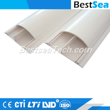 PVC Floor Plastic Slotted Cable Duct