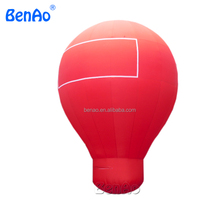AG056 advertising balloon inflatable balloon cold air inflatable ground balloon