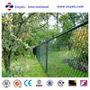 Reliable Supplier ISO 9001:2008 used fences for dogs pvc chain link fence extensions