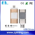 Zyiming USB memory card wholesale price 32gb stylish drive for iphone