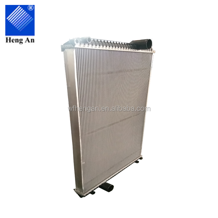 Hot Sales Prices Aluminum Radiator for Toyota Truck from China