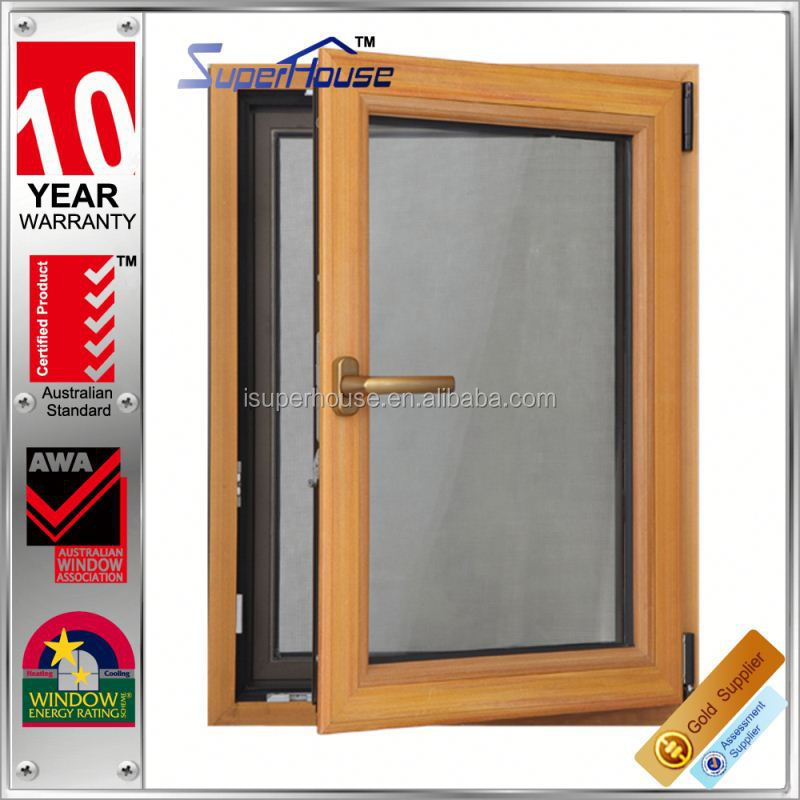 Hot sale Australian standard AS2047 windows with built in blinds