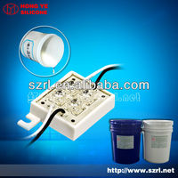 waterproof High Temp potting sealing Silicone rubber