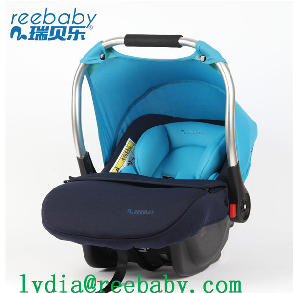 Logo design mandier newborn safety car seat baby carry cot with ECE R44/04