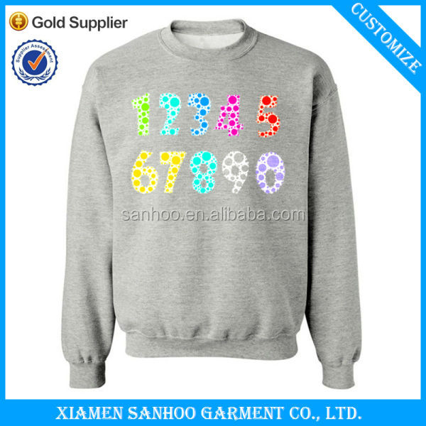 Factory Price Fashion Mens Cotton Sweater OEM High Quality Low MOQ