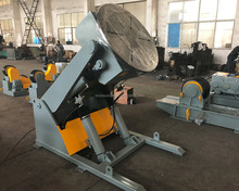 3 Axies Hydraulic Welding Positioners, 3T Rotation Welding Table