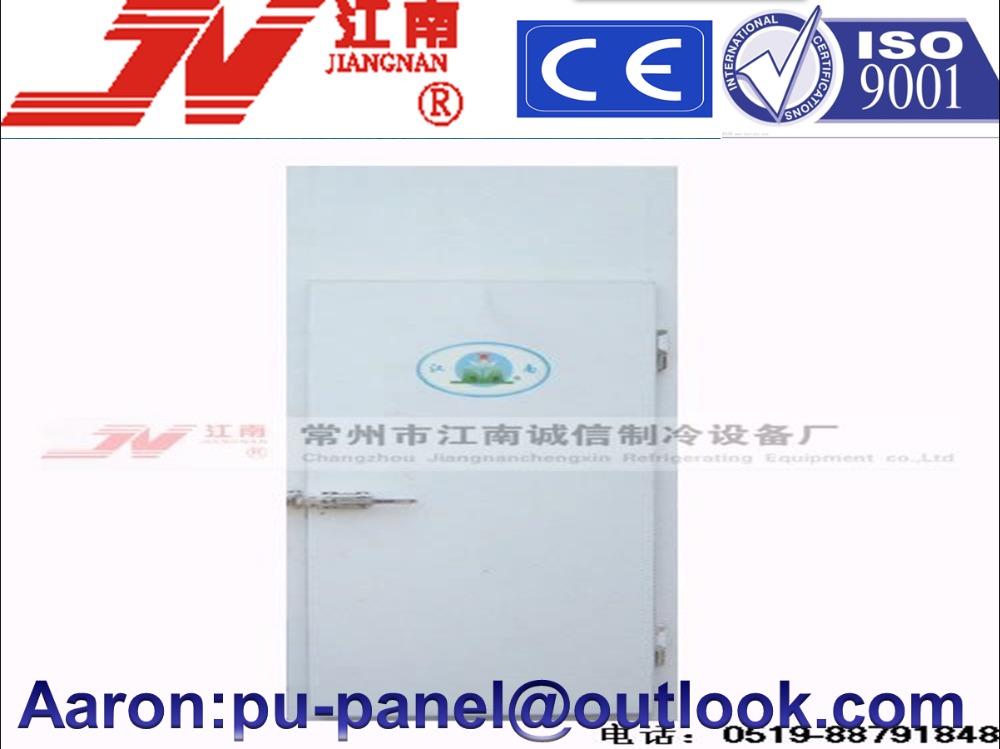 cheap and high quality sliding cold room door