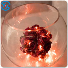 Brightness landscape decoration string light led permanent christmas lights