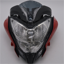 Supply bajaj 200cc motorcycle head light pulsar 200NS head lamp faro de motocicleta para bajaj pulsar