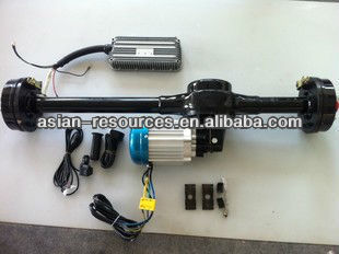 72V 2000W e-Tricycle Conversion Kits,electric tricycle