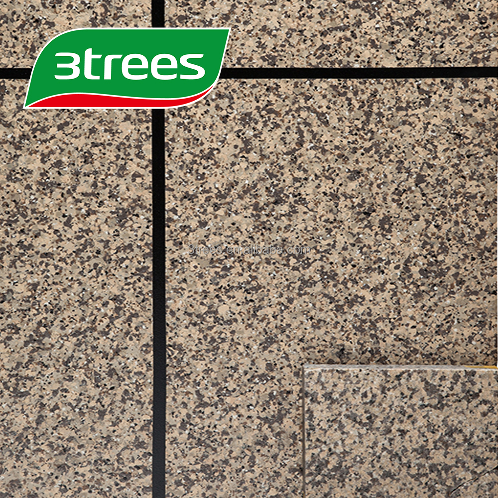 3TREES Hot Sell Granite Stone Effect Coating