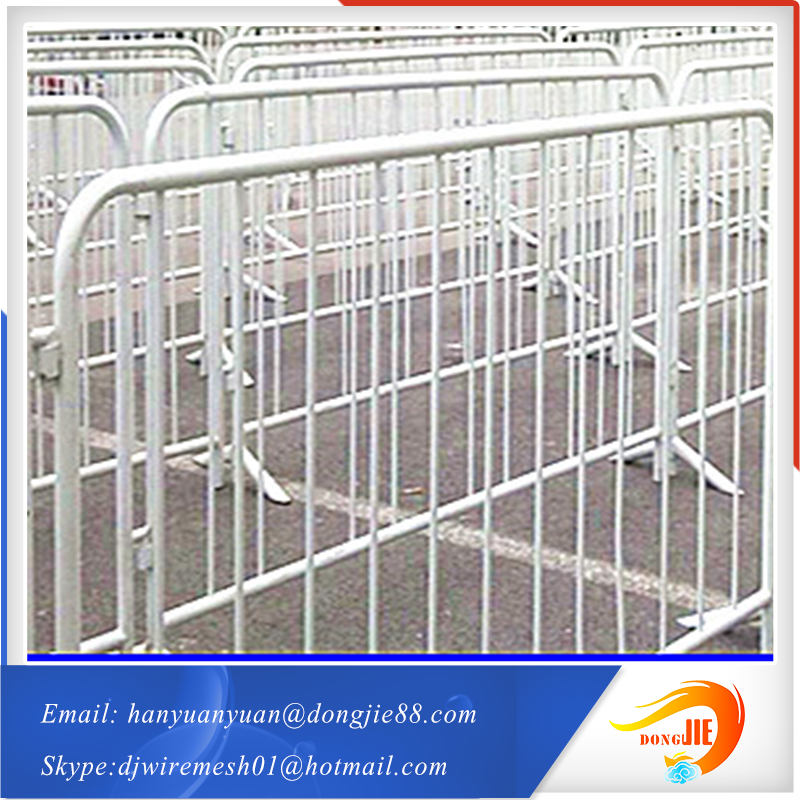 Meet international standard main gate colors construction event temporary fence