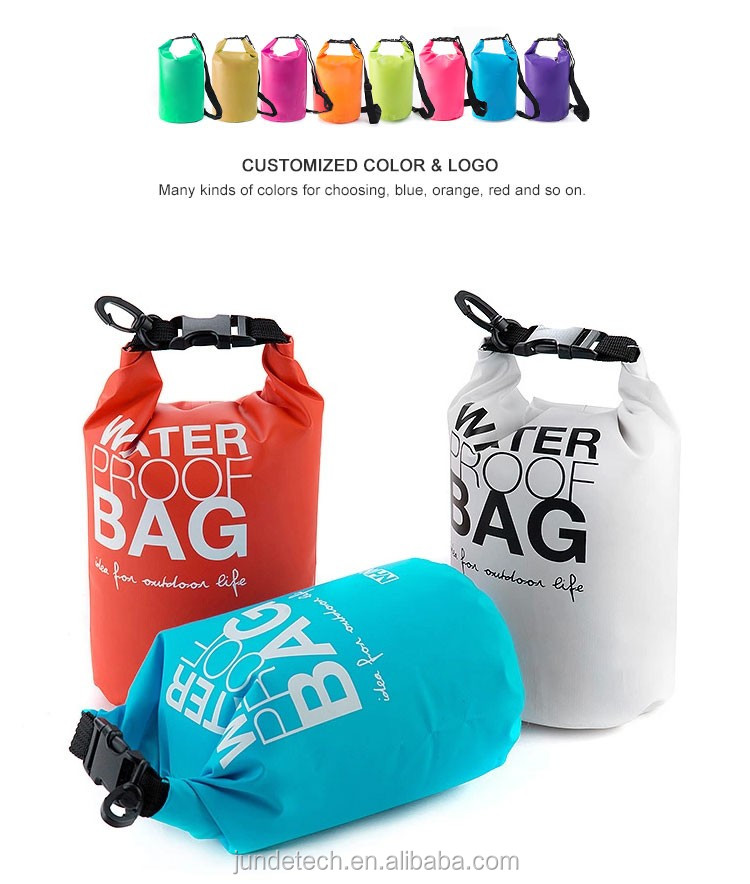 High Quality PVC Swimming water proof dry bag