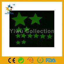 glow in dark stickers,accept custom order for sticker paper label,adhesive security custom peel off stickers