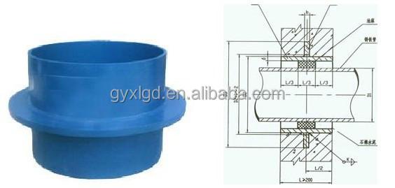 Carbon Steel Waterproof Pipe Sleeve Rigid Waterproof