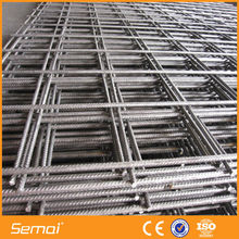 Heavy Gauge Rebar Welded Wire Mesh panel from Anping Shengmai factory