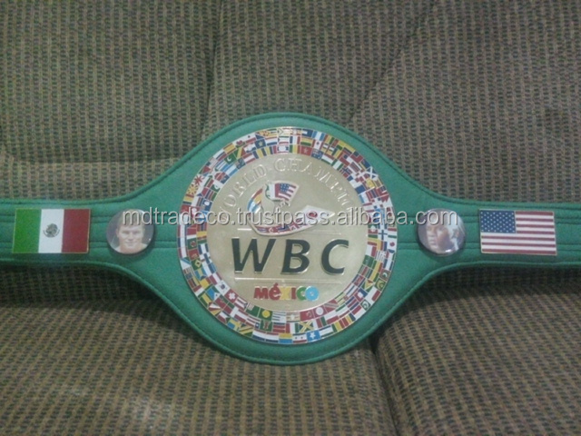WBC MEXICO BOXING BELT