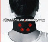 Nature tourmaline Heating Neck Support /protector neck pain reliever