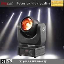 2016 new led dj lights 60w 4in1 rgbw led small moving head beam light