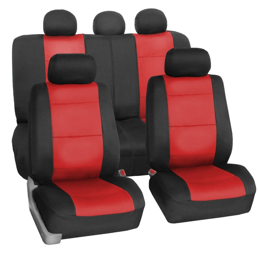 High Quality Car Seat Cover 3d Ice Silk Leather Car Seat