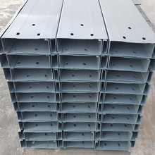 Workshop manufacture cheap galvanized gi z purlin manufactures doha qatar Black Steel with weight for steel channel