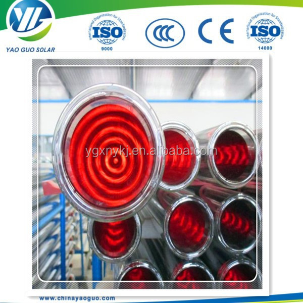 70mm solar vacuum tubes /china manufacturer