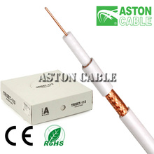 Factory Price High Quality 3c-2v coaxial cable 75 ohm For Tv CATV Satellite Antenna CCTV