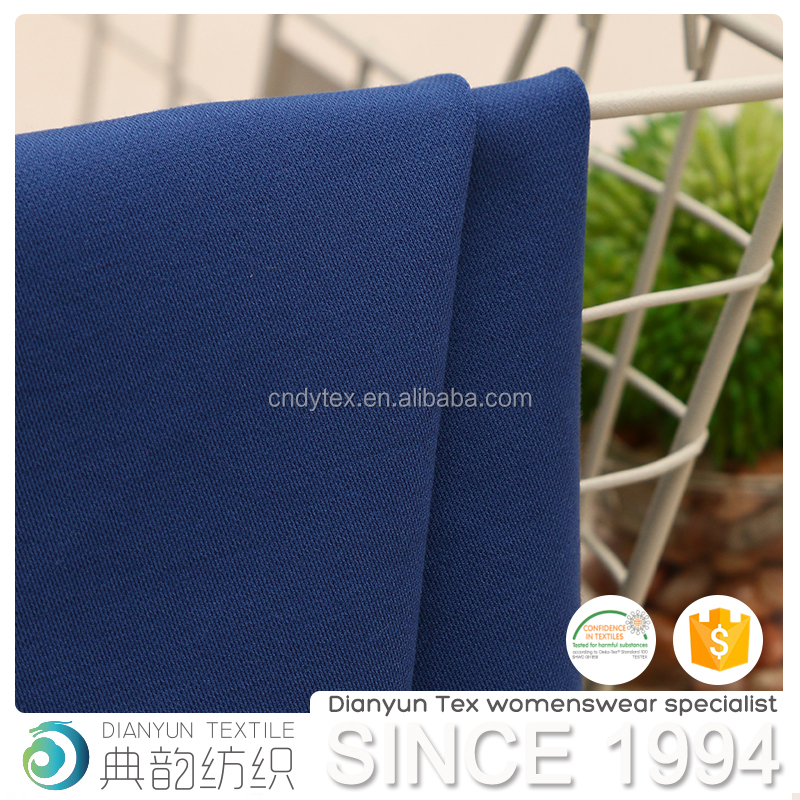 new trend product 220gsm plants ponte roma <strong>nylon</strong> fabric