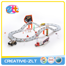 2017 best seller car racing toy car track for kids