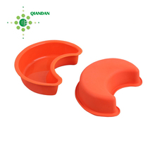 unique design silicone cake mould silicone moon cake molds
