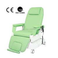 High Standard ISO CE Approved Medical Adjustable used dialysis hospital chair