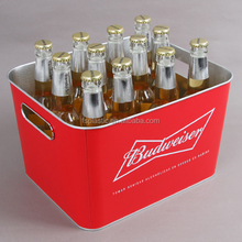 budweiser promotional items ice bucket holder