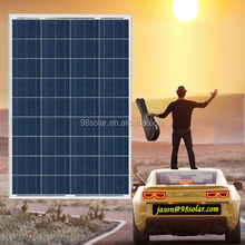 High quality 90W poly solar panel sunrise photovoltaic
