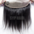 100 Brazilian Yak Human Hair Pieces And Kinky Straight Transparent Lace Frontal For Hair Extensions