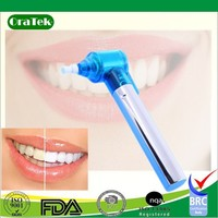 battery operated tooth polishing brush