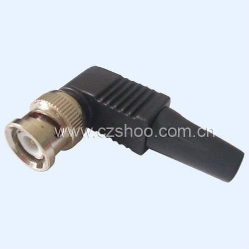 RF connector for bnc